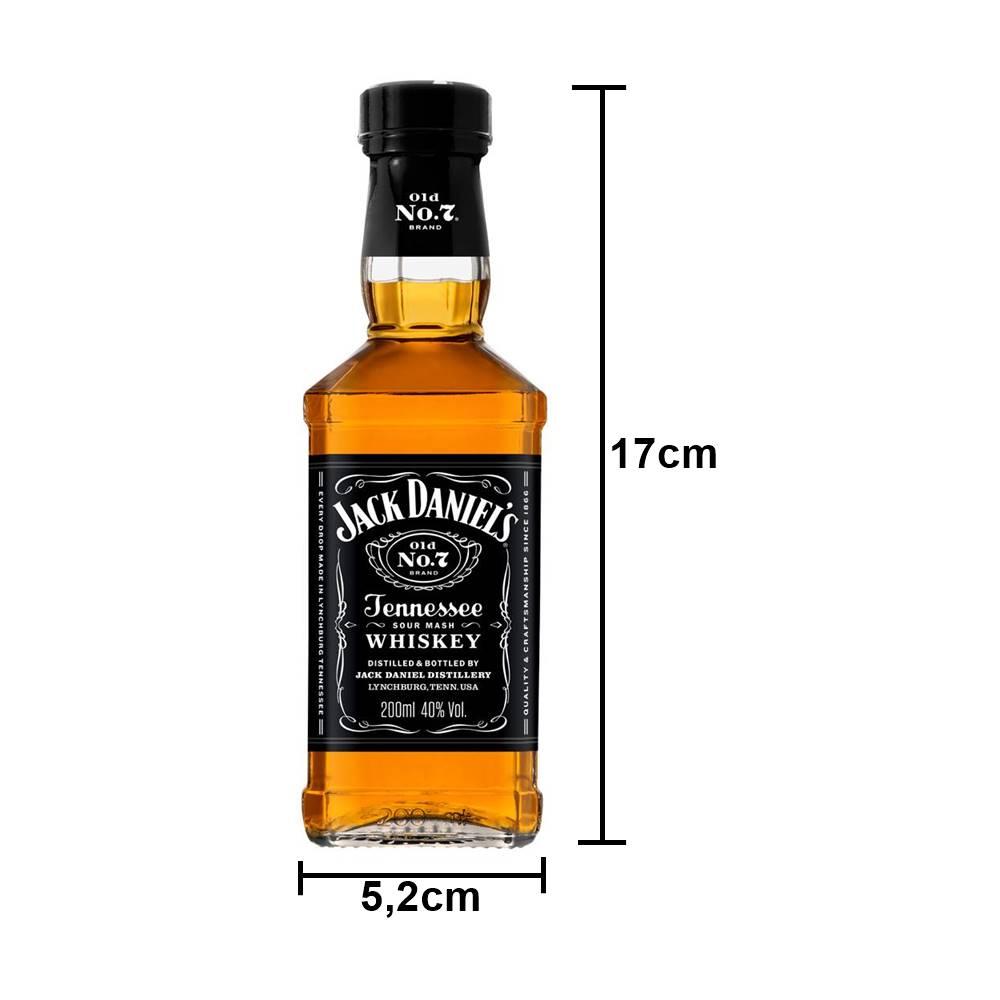 Whisky Jack Daniel's Tennessee 200ml