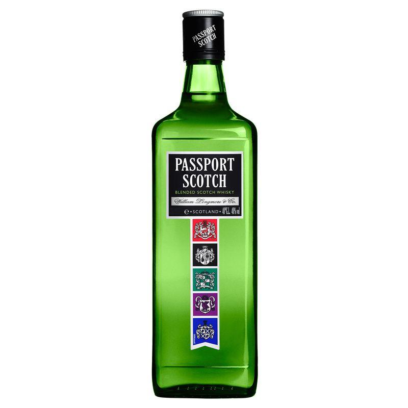 Whisky Passport Scotch 1 Lt  03 Unidades