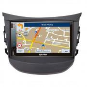 Central Multimídia Com GPS Hyundai HB20 Kouprey