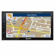Central Multimídia Com GPS Kouprey + Câmera de RÉ
