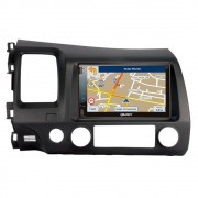 Central Multimídia com GPS New Civic - Kouprey