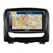 Central Multimídia Com GPS Strada / Palio / Siena