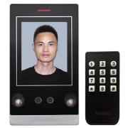 CF2 Controle de Acesso Reconhecimento Facial - Rfid - Controle remoto IR