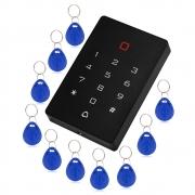 K12 Controle de Acesso Rfid para 2000 usuários +10 tag