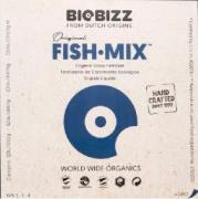 Fish Mix Vitalidade Organica Vega Biobizz Lacrado
