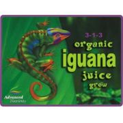 Iguana Juice Grow Orgânico Advanced Nutrients