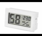 Mini Termômetro Higrômetro Digital Lcd Termohigrometro