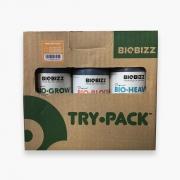 TryPack Indoor Biobizz 250ml Lacrado KIT