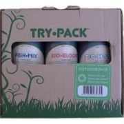 TryPack Outdoor Biobizz 250ml Lacrado