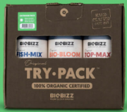 TryPack Outdoor Topmax Biobizz 250ml Lacrado KIT
