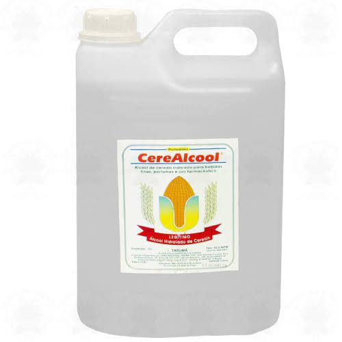 Alcool de Cereais 1 litro