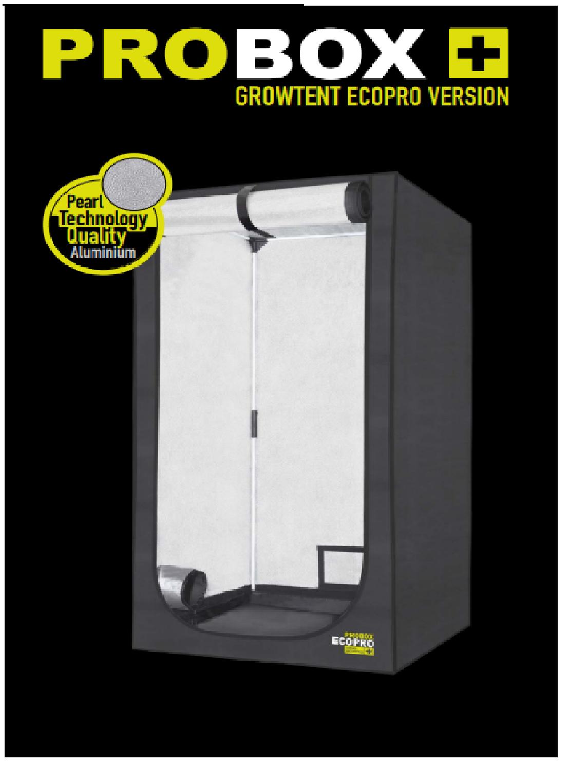 Barraca ProBox 100 Ecopro Growroom Estufa Cultivo Indoor
