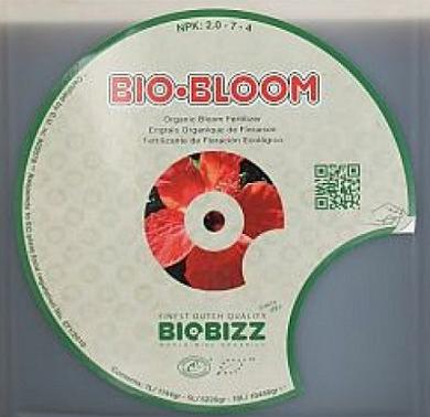 BioBloom Base Npk Organica Floração Biobizz