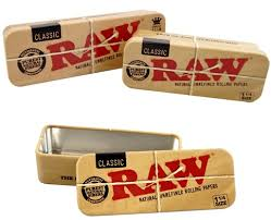 Caixa Metal King Size RAW - Caddy Cone