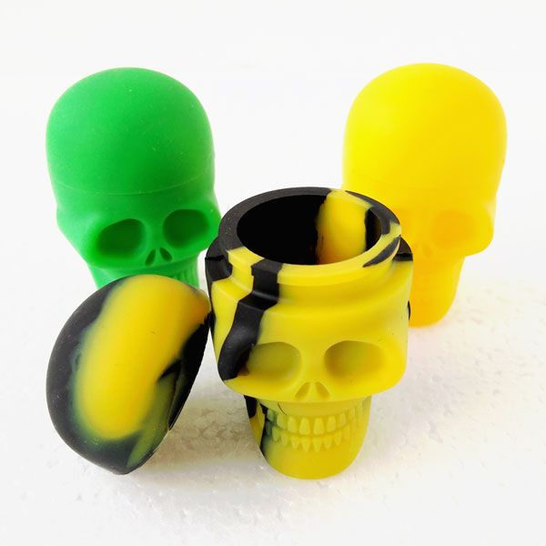 Container Silicone CAVEIRA 3ml wax oil dab
