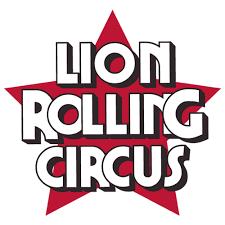 Dichavador lion rolling circus