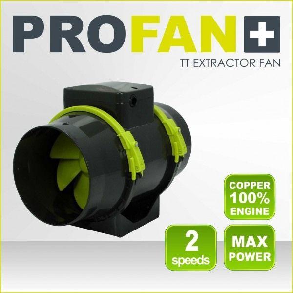 Exaustor Profan TT Max 150mm