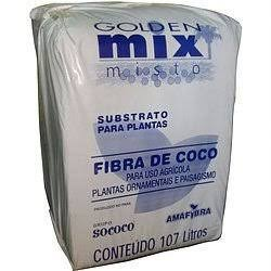 Fibra de Coco Amafibra Golden Mix 98 10 litros