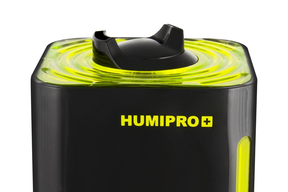 HUMIPRO Umidificador Ambientes Programavel Cultivo Indoor Controle Remoto