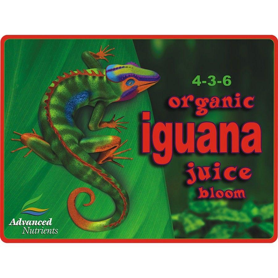 Iguana Juice Bloom Orgânico Advanced Nutrients
