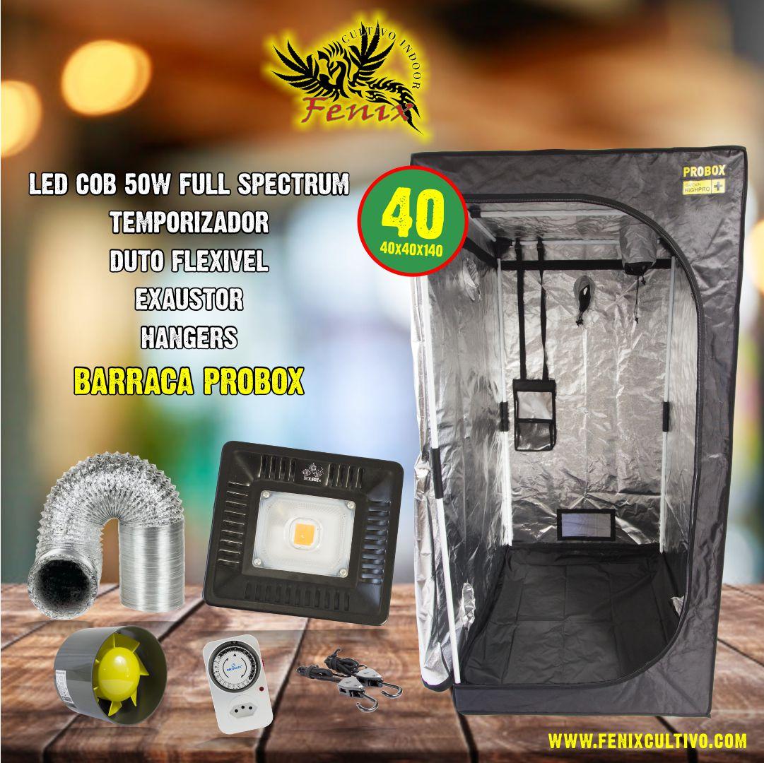 Kit Barraca 40 ecopro