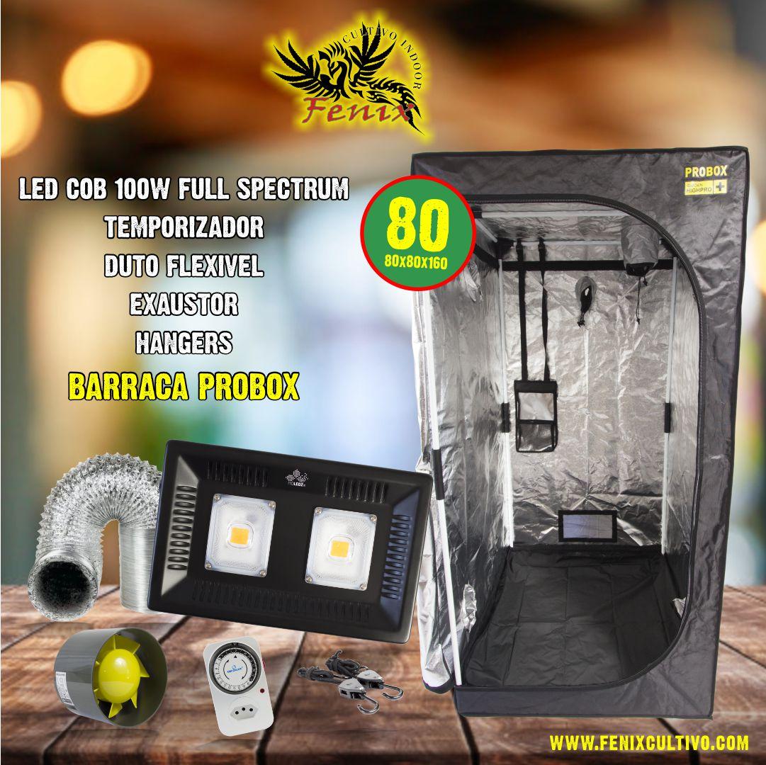 Kit Barraca 80 Ecopro