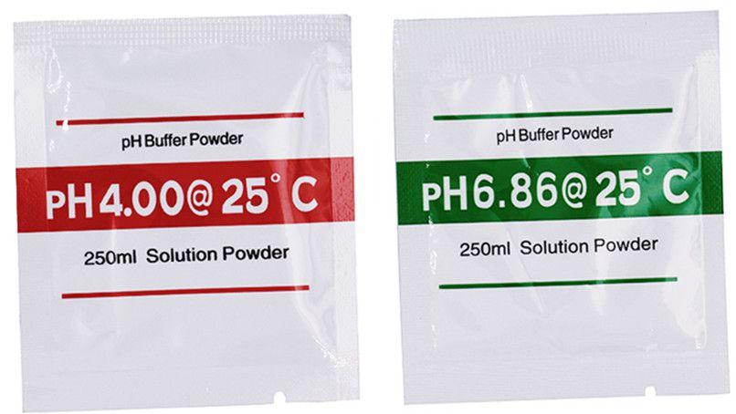 Kit Manutenção e Limpeza Eletrodos pH