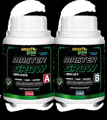Master Grow A + B - Ph Control System Smart Grow