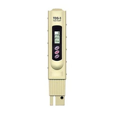 Medidor Tds/ppm & Temp Tester Hidroponia Aquário Piscina