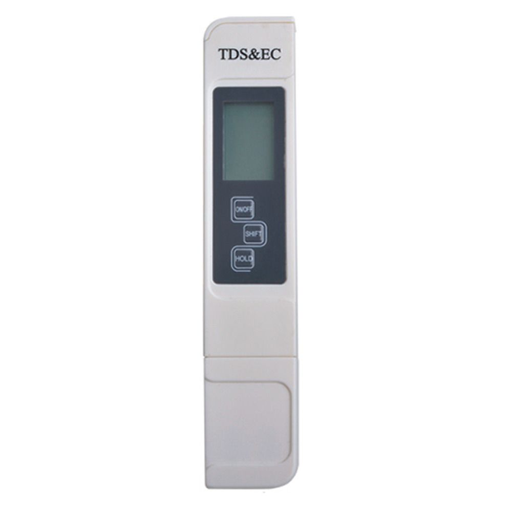 Medidor Tds (ppm)/ EC & Temp Tester Hidroponia Aquário Piscina