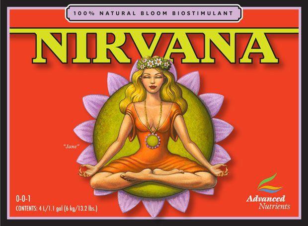 Nirvana Advanced Nutrients