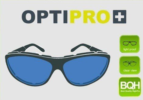 owslen optical óculos de proteção lâmpadas