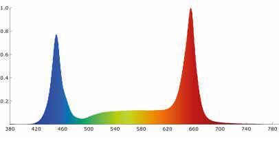 QUANTUM BOARD LED FULL SPECTRUM QB-240