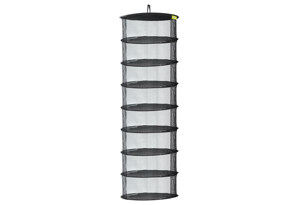 Rede Cesta Secagem Flores Buds Prodry Basic 55cm 8 andares