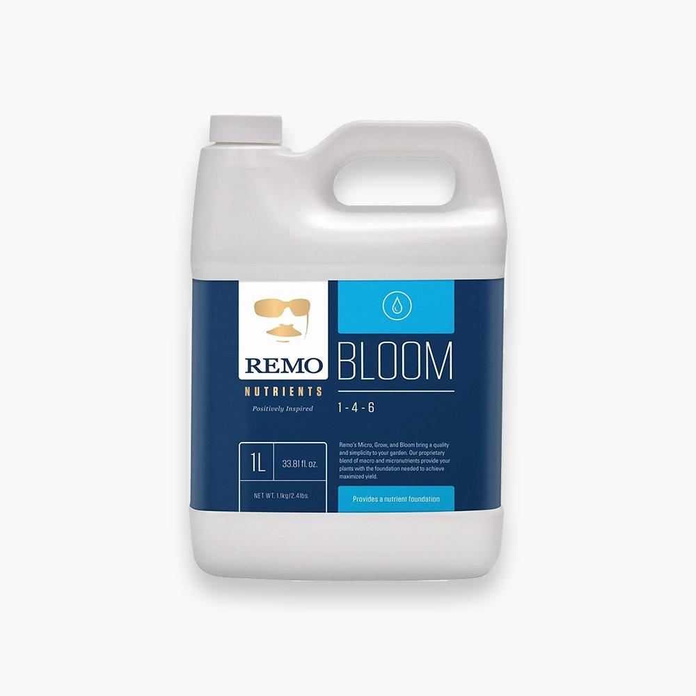 REMO BLOOM Fertilizante Cultivo Indoor