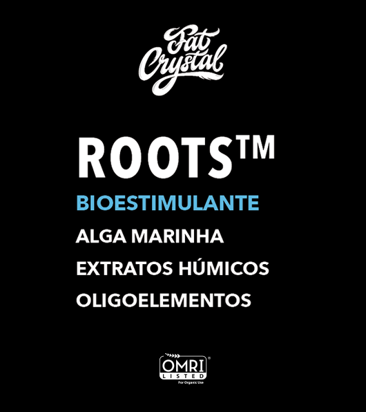 Roots Bioestimulante Fat Crystal
