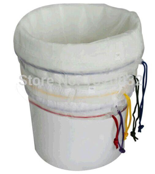 Saco Extração Hash Bubble Bags 5 Galões (20 litros) 5 sacos