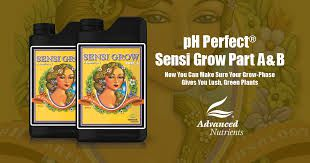Sensi Grow A + B pH Perfect