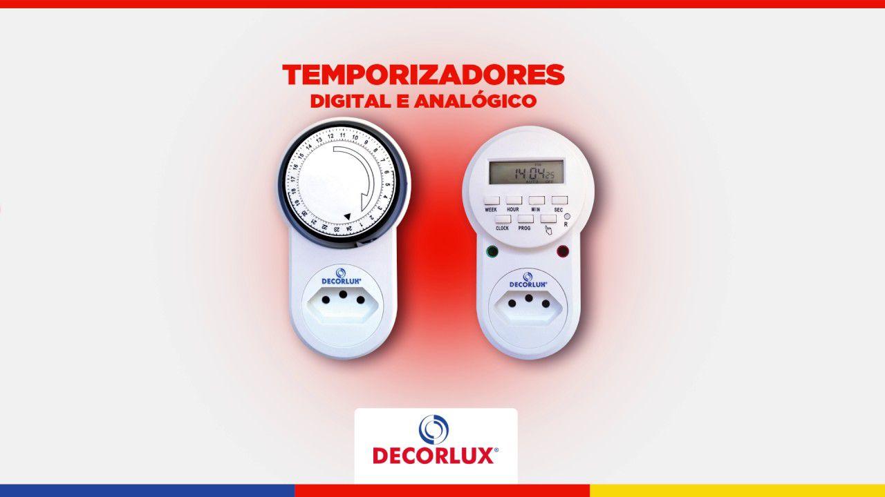 Temporizador Timer Eletrônico decorlux