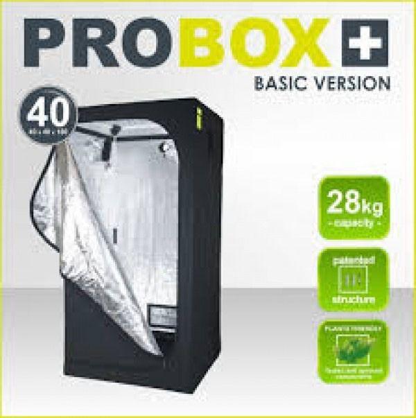 Barraca ProBox 40 Basic Growroom Estufa