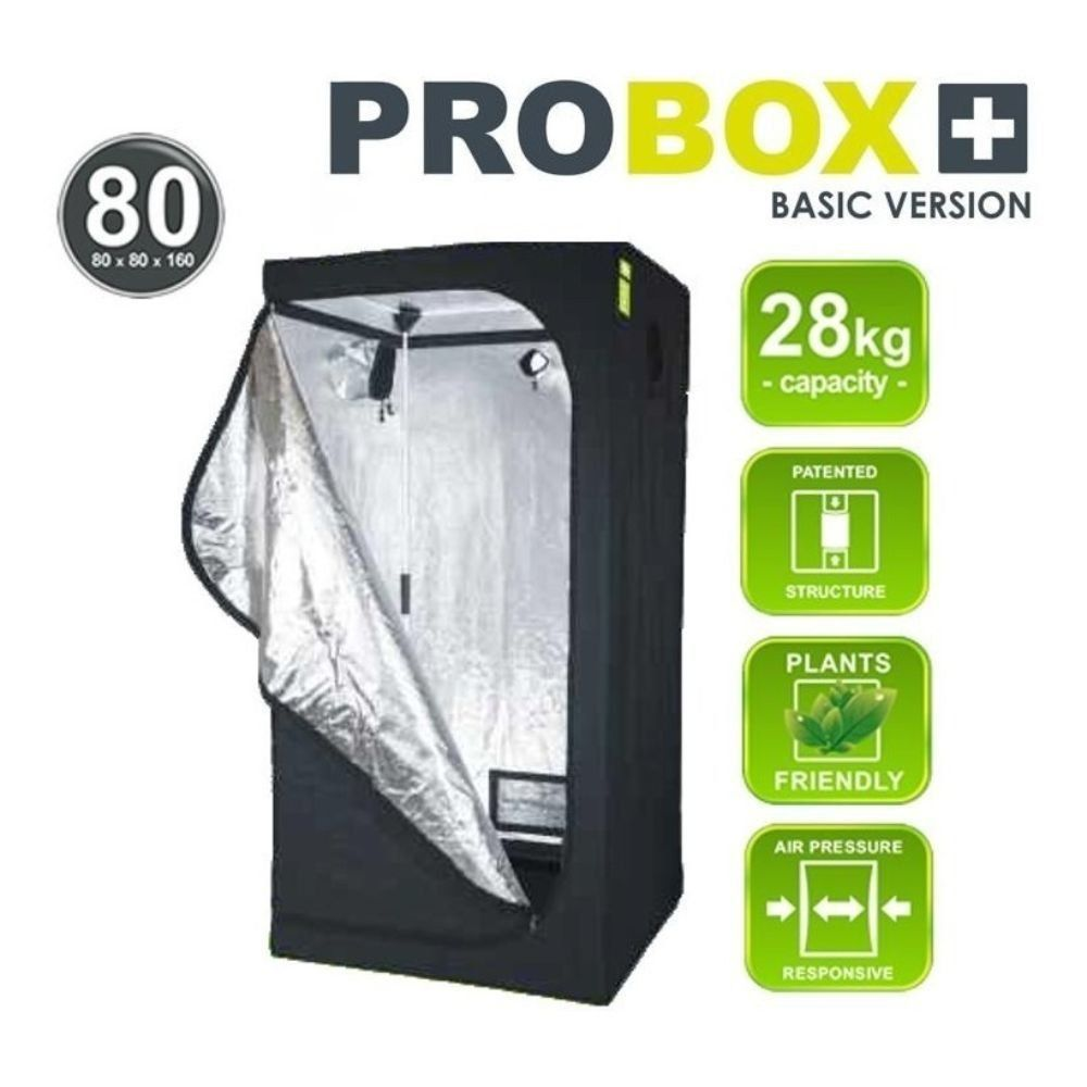Barraca ProBox 80 Basic Growroom Estufa