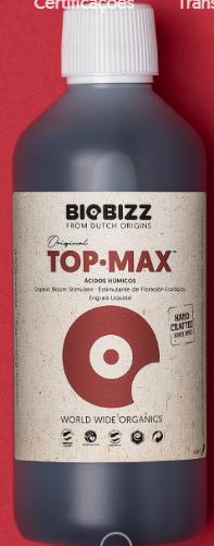 TopMax Impulsionador de Flora Organico