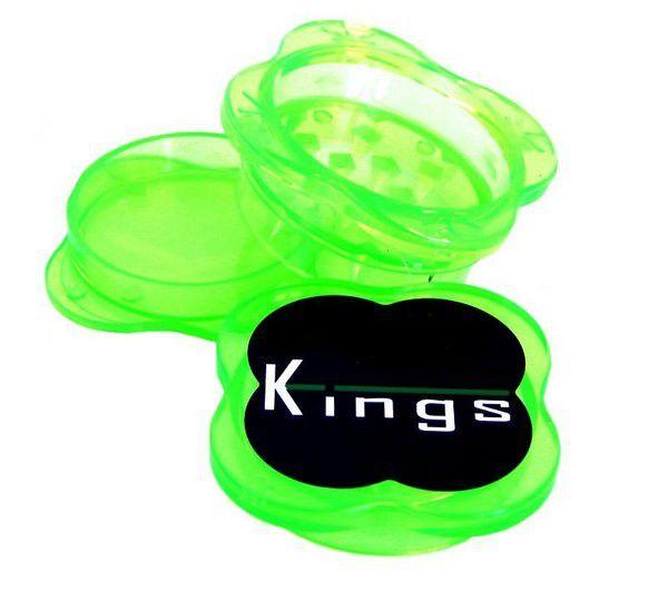 Triturador Dichavador Grinder Kings Mini