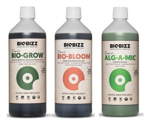 TryPack Basic Biobizz Lacrado Volume:1000ml KIT