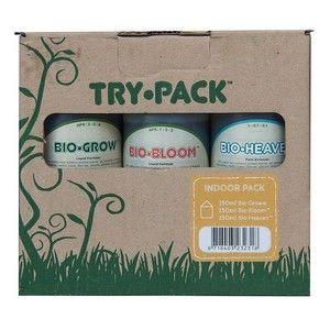 TryPack Indoor Biobizz 250ml Lacrado