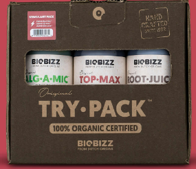 TryPack Stimulant Biobizz 250ml Lacrado