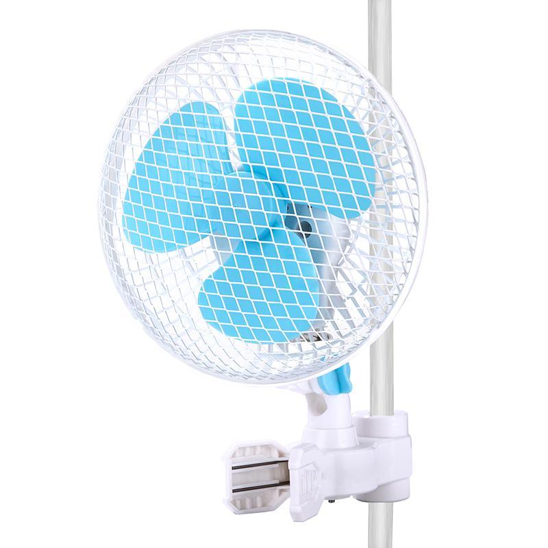 Ventilador Clip Oscilante 2 Velocidades