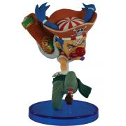 Action Figure ONE Piece - WCF 20TH - BUGGY
