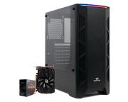 Computador Gamer Amd Ryzen 5 3400G Rx 550 4GB Ram 8GB Hd 1TB Ssd 120GB
