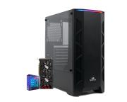 Computador Gamer Intel I3 9100F Rx 570 4GB Ram 8GB HD 1TB SSD 120GB